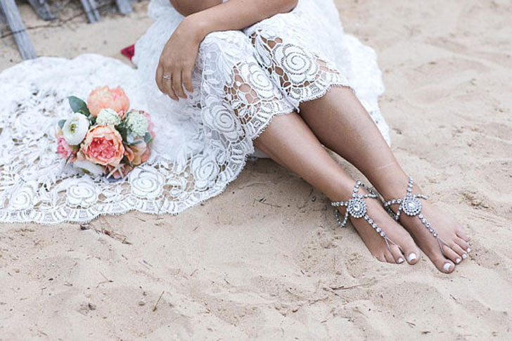 Are You Curly Planning Beach Wedding If That S The Case Be Very Choosier Regarding Your Footwear Will Find For Each Style And Occasion